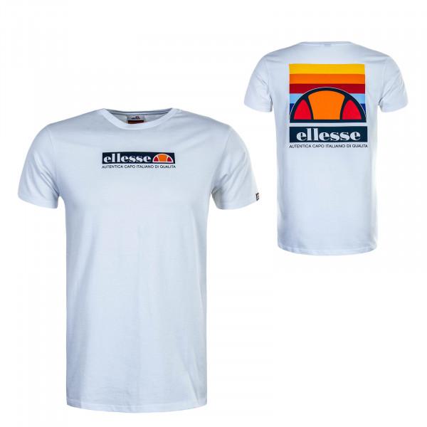 Herren T-Shirt Offredi White