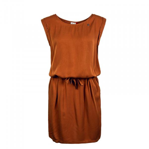 Damen Kleid - Mascarpone - Cinnamon