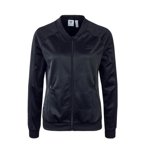 Adidas Wmn Trainingsjkt FSH L TT Black