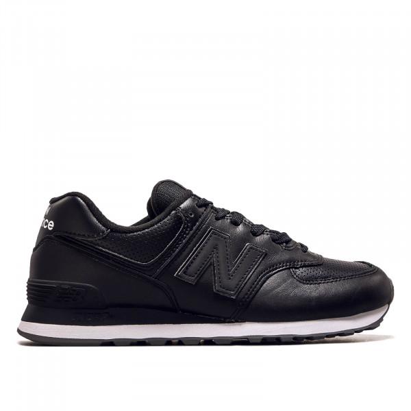 Herren Sneaker ML574 SNR Black White