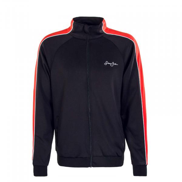 Herren Trainingsjacke - Classic Logo Neoprene - Black
