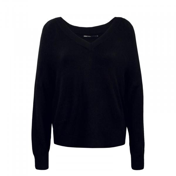 Damen Knit Orleans V Black