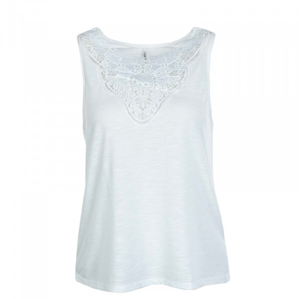 Damen-Top Lisa S/L Cloud Dancer