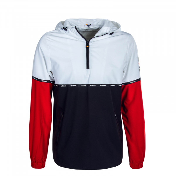Herren Windbreaker Orba White Black