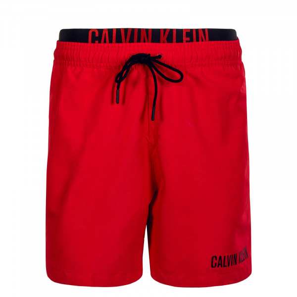 Herren Boardshort 0450 Red Black