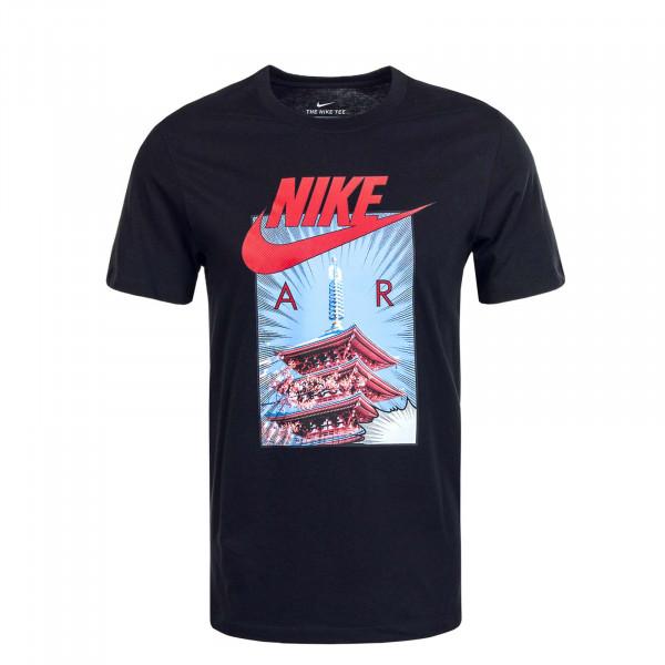 Herren T-Shirt Air Photo Tee CT6530 Black