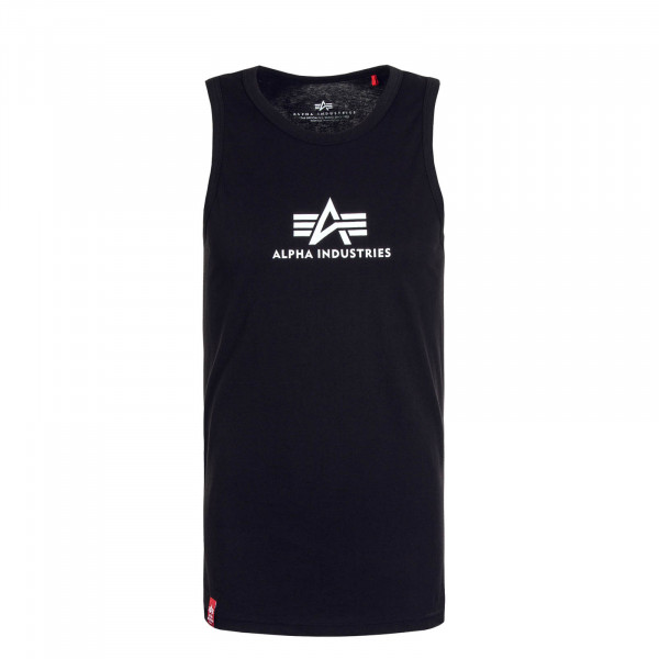 Herren Basic Tank Top 126566 Black