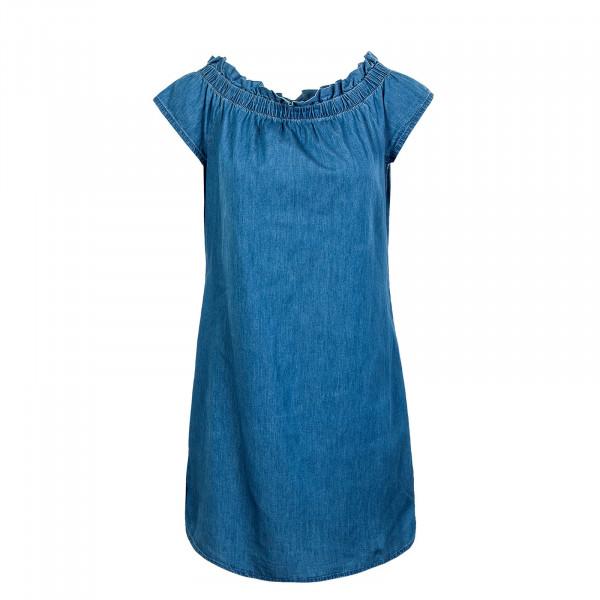 Kleid 30139BM Middle Blue