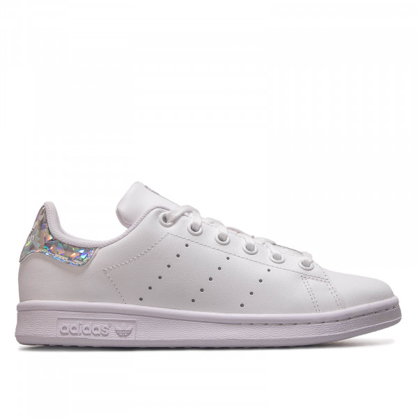 Damen Sneaker J Stan Smith White Silver