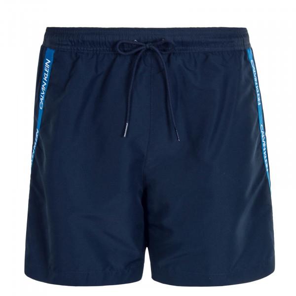 Herren Boardshort 425 Navy Blue White