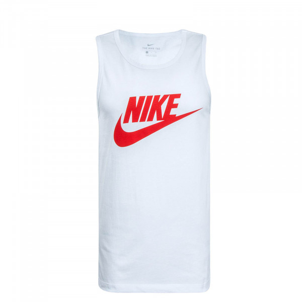 Nike Tank Top Icon Futura White Red