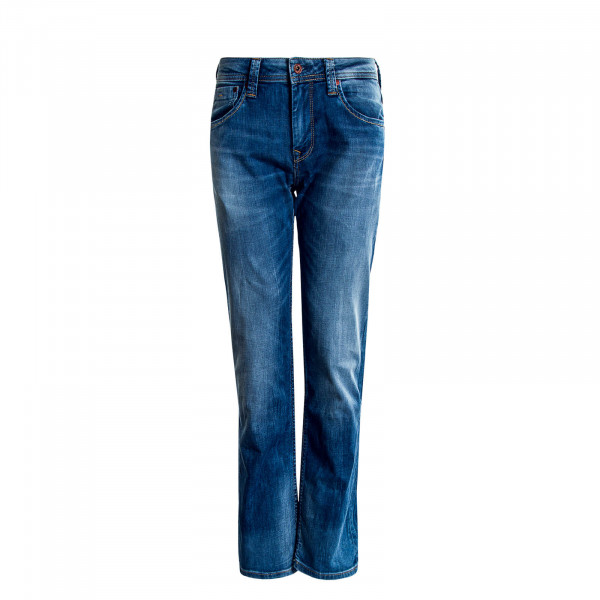 Herrenhose Kingston Zip HB3 Blue