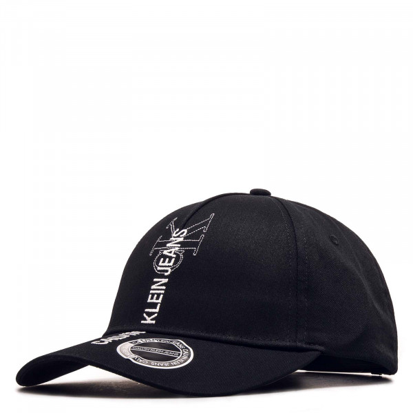 Unisex Cap - Outline 7049 - Black
