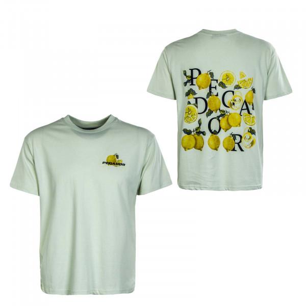 Herren T-Shirt - Limonade Oversized - Mint