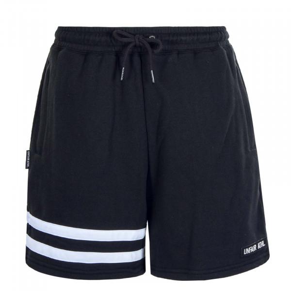 Herren Short Cotton 20 Black