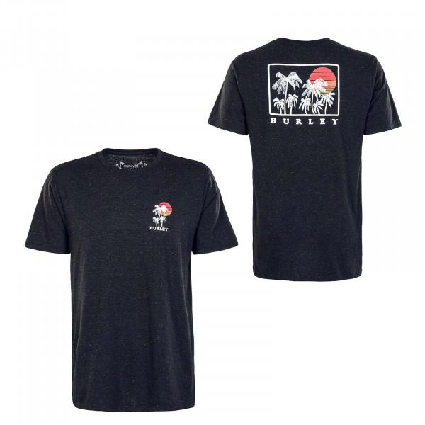 Herren T-Shirt - EVD Reg Sunsesh - Anthrazit