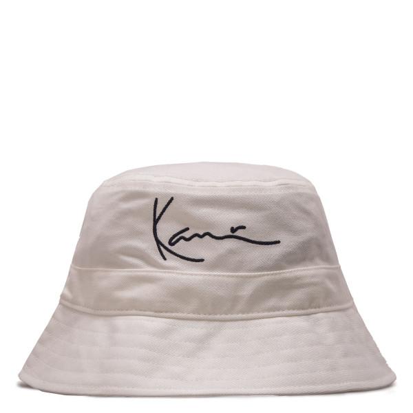 Unisex Hut - Signature Bucket Hat - White