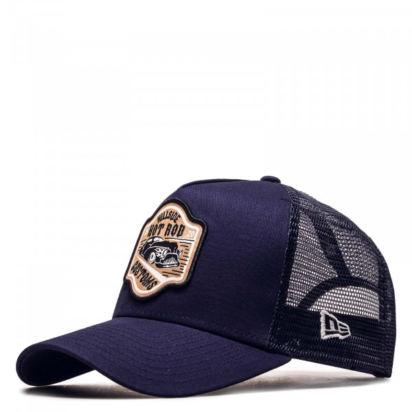 Trucker-Cap Hot Rod Navy