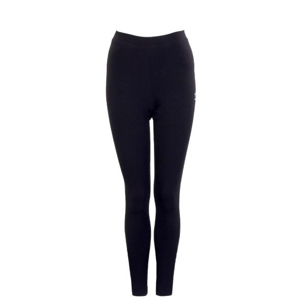 Damen Leggings - Tight H06625 - Black / White