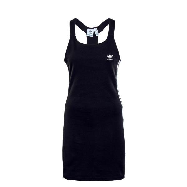 Damen Kleid - Racer B - Black