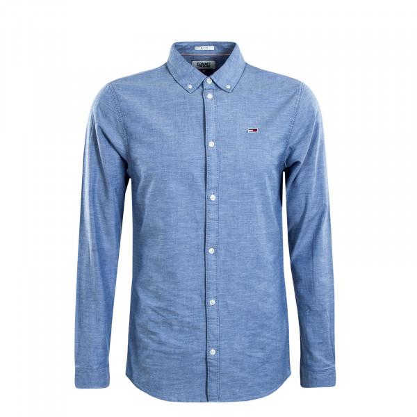 Herren Hemd TJM Oxford Blue