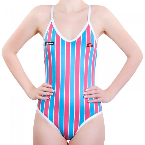 Damen Swimsuit - Cebu - Pink Blue