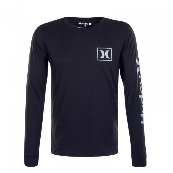 Herren Sweatshirt One & Only Icon LS Black