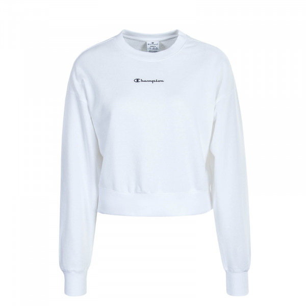 Damen Sweatshirt 112588 White