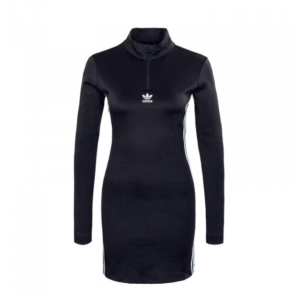 Damen Kleid - Dress H35616 - Black White
