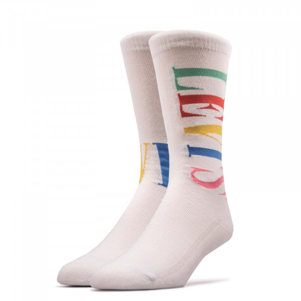 2er-Pack Socken Pairs Regular White Multi