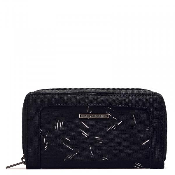 Wallet - Lumen DLX Slash Dot - Black