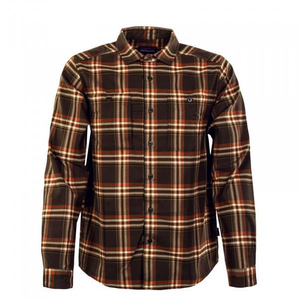 Herren Hemd - Canyonite Flannel - brown