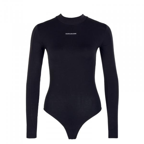 Damen Body - Micro Branding - Black