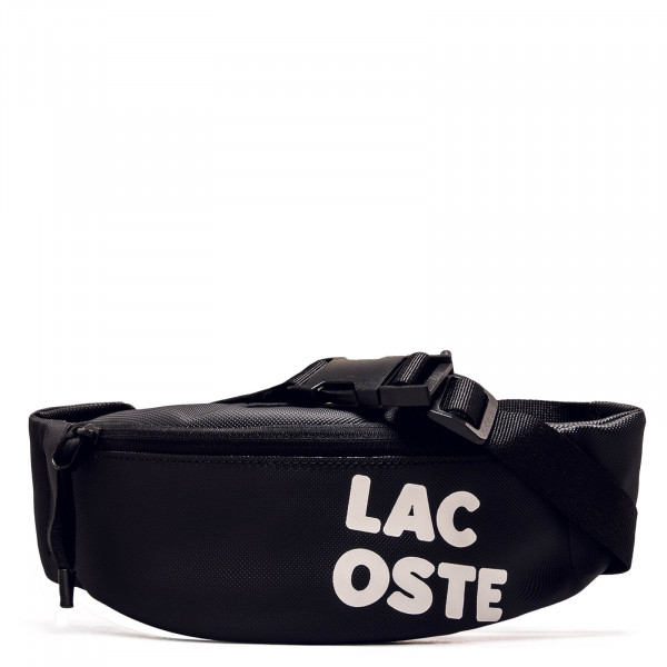 Waistbag Black White