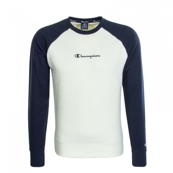 Herren Sweat 214762 Off White