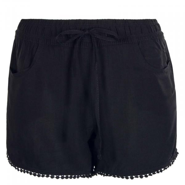 Damen Short 61531KD Black Uni
