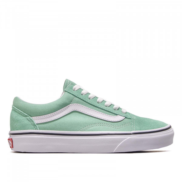 Damen Sneaker Old Skool Green White