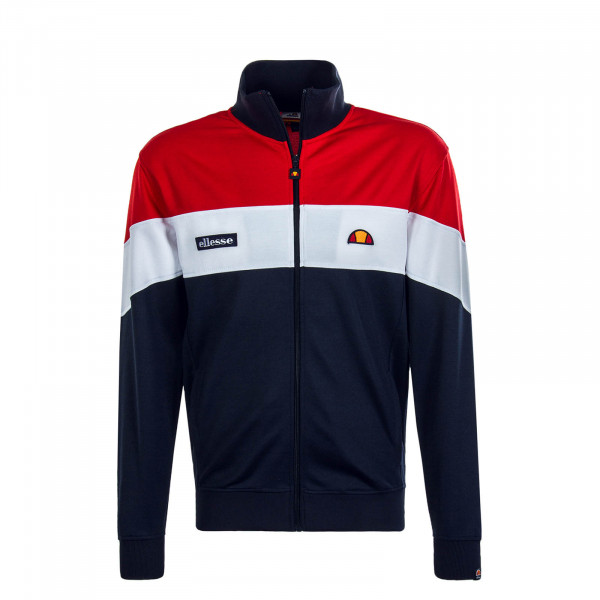 Herren Trainingsjacke Caprini Navy Red White