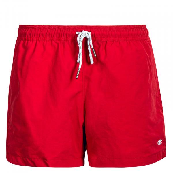 Herren Boardshort 212876 Red