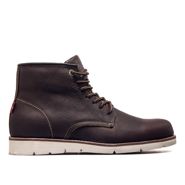 Levis Boots Jax High Dk Brown