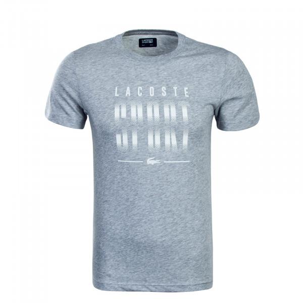 Herren T-Shirt - TH3491 - Grey White
