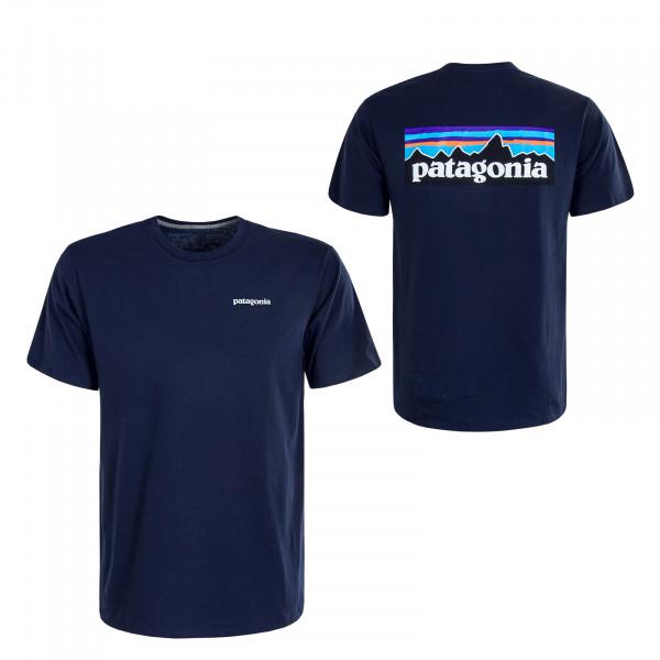 Herren T-Shirt Responsibili Navy