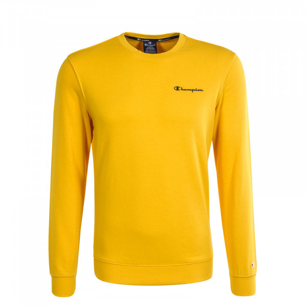 Herren-Sweatshirt 214151 Yellow