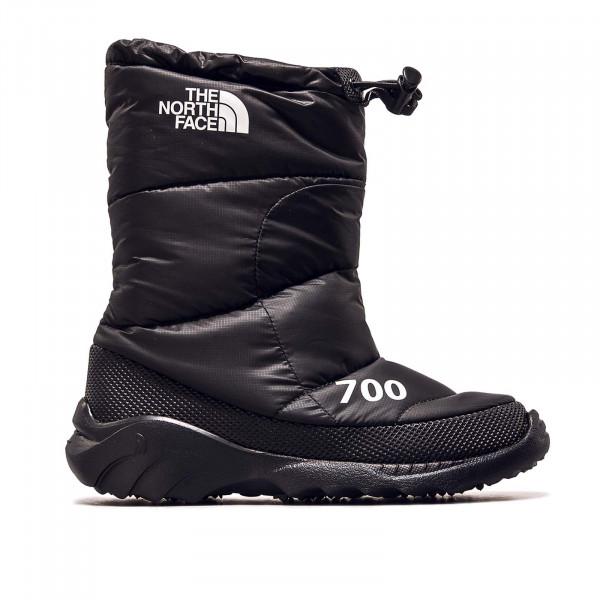 Damen Bootie Nuptse 700 Black
