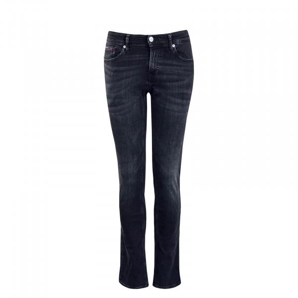 Herren Jeans Slim Scanton 6392 Memphis Black