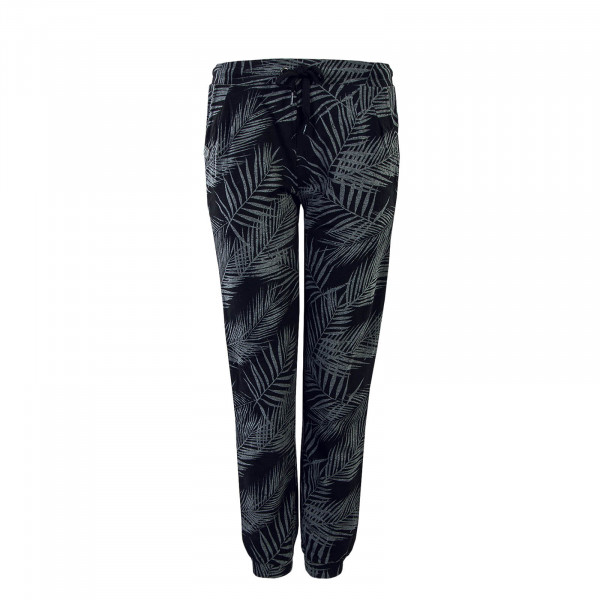Damen Pant La Palma Black Anthrazit
