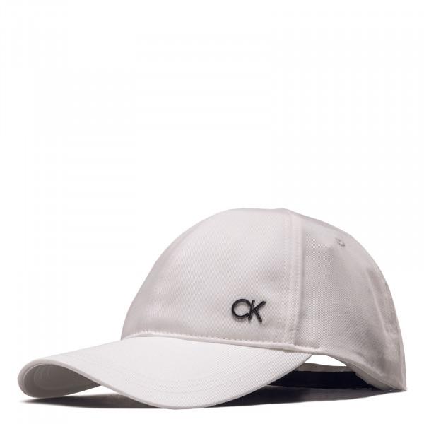 Unisex Cap - BB Cap CK - White