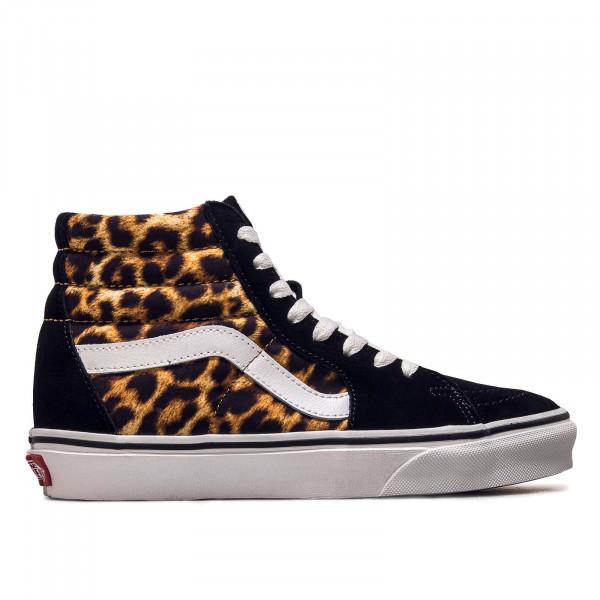 Damen Sneaker - SK8-Hi Leopard - Black / True White
