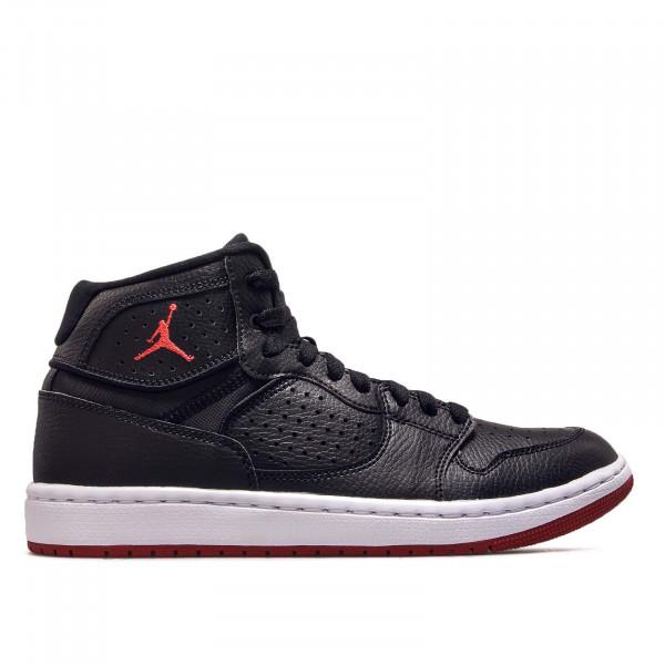 Herren Sneaker Access Black White