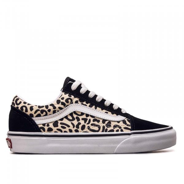 Damen Sneaker - Old Skool Safari Multi - Black / True White